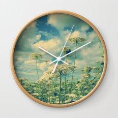 Pure of Heart Wall Clock