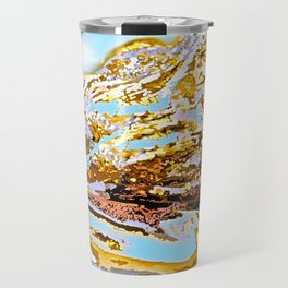 Sea Shells and Light Travel Mug