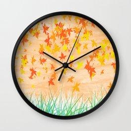 Nature 1.0 [SWAG] Wall Clock