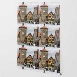 Rothenburg ob der Tauber Impression Wallpaper