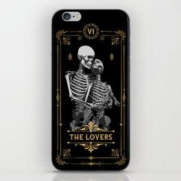 The Lovers VI Tarot Card iPhone Skin