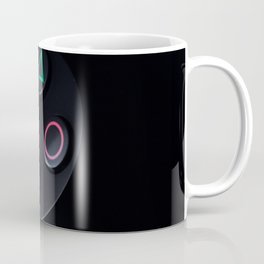 Playstation Black Dualshock Coffee Mug
