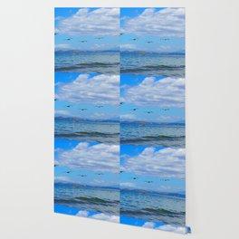 Deep Blues Wallpaper