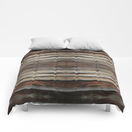wood 2 Comforters