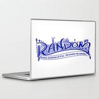 random Laptop & iPad Skins featuring Random by Spencer Worley