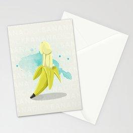 Banana Dick Stationery Cards