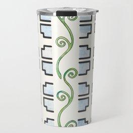 Vine and Trellis Travel Mug