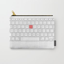 KEYBOARD OF LOVE Carry-All Pouch