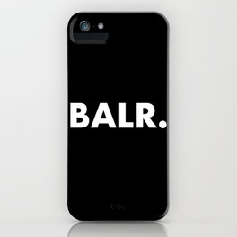 Baller iPhone Case