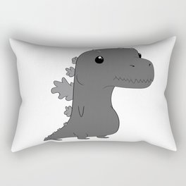 Now I am become Death, the Destroyer of worlds. Rectangular Pillow