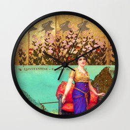 CONSTANTINE Wall Clock
