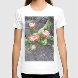 A cactus in its bloom T-shirt