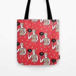 Nice Christmas Tote Bag