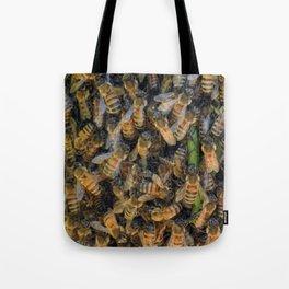 Beautiful Bees Tote Bag