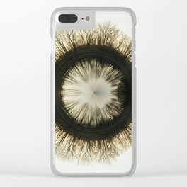 River Planet Clear iPhone Case