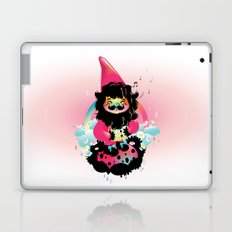 Whistling gnome Laptop & iPad Skin