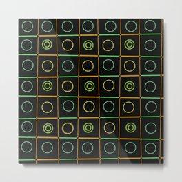 Abstract 305 MN Metal Print