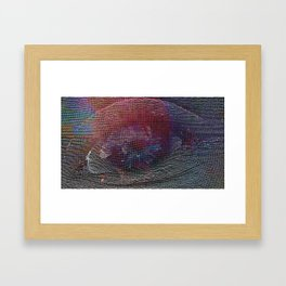 Twenty-third Sentry Framed Art Print