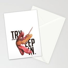 K. UNIPORN_TYPE Stationery Cards