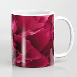 Pink Peony flower Coffee Mug