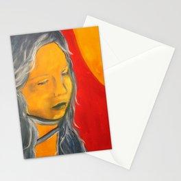 Sun on My Face Stationery Cards