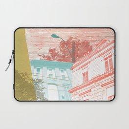 City exploring Laptop Sleeve