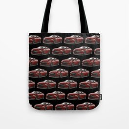 Red GT-R Tote Bag