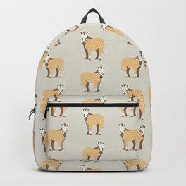 Whimsical Zebra Backpack