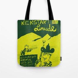 Kickstart Limeade Tote Bag