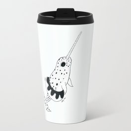 Narwhal and Friends Travel Mug
