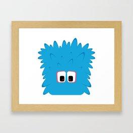Bubble Beasts: Tangle Wrangler Framed Art Print
