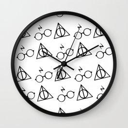 Harry P Wall Clock