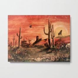 American Southwest Metal Print
