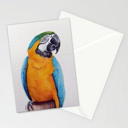 Macaw II Stationery Cards