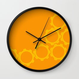 2013:  The Year I went in Circles Wall Clock