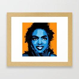 Lauryn Framed Art Print