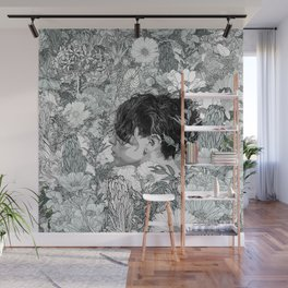 Ambient space Wall Mural