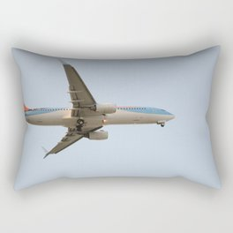 Gear up! Rectangular Pillow