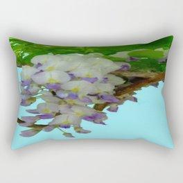 Wisteria on the Vine Rectangular Pillow
