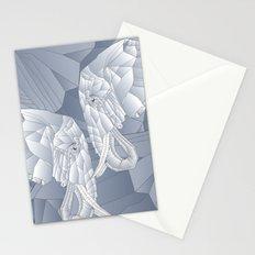 Stone Elephant Stationery Cards
