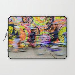 Colourful Berlin Wall Laptop Sleeve
