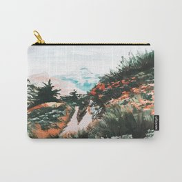 Over the Mountain Carry-All Pouch