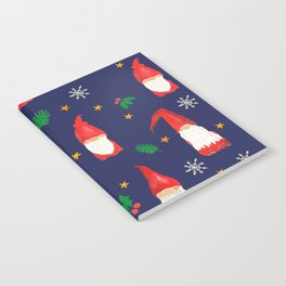 Christmas Gnomes- Hope for Lizzy Fundraiser Notebook