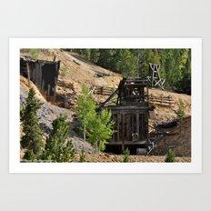All Mine Art Print