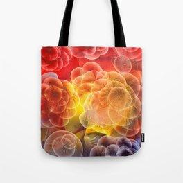 Flowers I Tote Bag