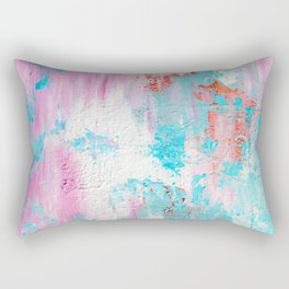 abstract blobs Rectangular Pillow