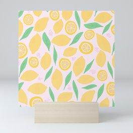Pink Lemonade II Mini Art Print