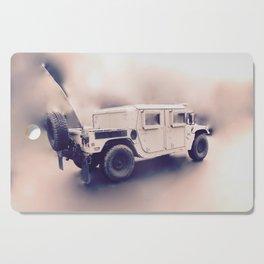 M998 Humvee Cutting Board