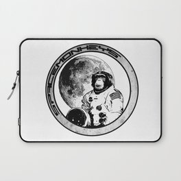 Space Monkeys Black & White Laptop Sleeve