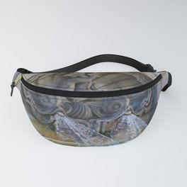Spitting Fish Fanny Pack